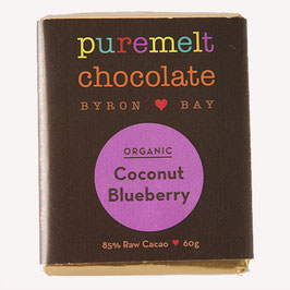 Coconut  Blueberry