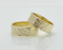 "Partnerringe / Trauringe "" Martello ""  Gold"