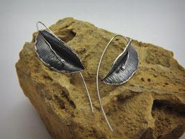 """925 Silber - Ohrhänger """"Leafes"""""""