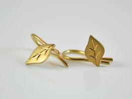 """Ohrhänger """"Hojita Gold"""", 925 Silber feinvergoldet"""