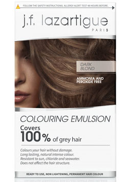 Dark Blond Colouring Emulsion