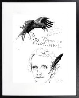 Nevermore Edgar Allan Poe
