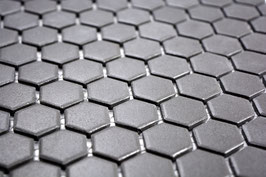 Hexa Mosaik schwarz h10270 CU HX089