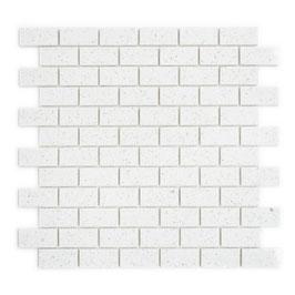 Artificial Mosaik weiß h10620