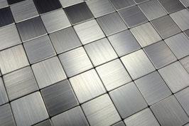 Move Mosaik selbstklebend silber metall h11116