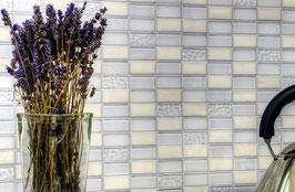 Improve Mosaik selbstklebend mix weiß h11148