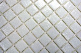 Water Mosaik weiß h10673