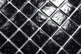 Water Mosaik schwarz h10674