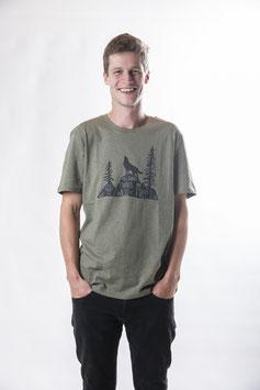 """T- Shirt """"Wild & Free"""""""