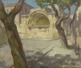 Malta, Straße in Mdina - FINE ART PRINT ORIGINAL - 55 x 46 cm