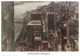 New York - World Trade Center - KUNSTPOSTER DIN A1