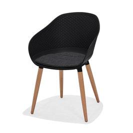 Stuhl Kopenhagen schwarz von Gescova