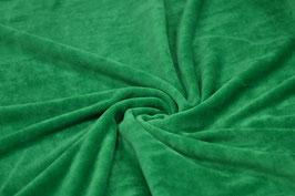Nickistoff uni Gras Grün