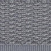 Haken- und Flauschband zum Aufnähen 50 cm Grau