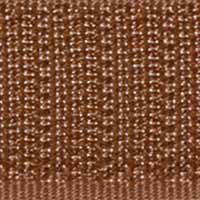 Haken- und Flauschband zum Aufnähen 50 cm Braun