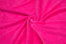 Nickistoff uni Pink