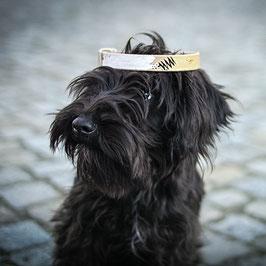 Leder-Halsband 'WINDER'