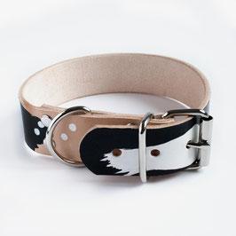 Leder-Halsband 'SABBERLOD'