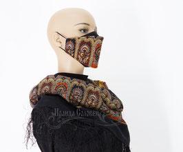 """Авторская многоразовая защитная маска """"Фаворит"""""""