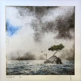 """NUMERIGRAPHIE - Antoine Josse - """"Ne m'oublie pas"""" - Réf. 264 - Exemplaire N°4/30 - SANS ENCADREMENT"""