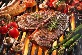 2.5kg-Grillpaket: Fleisch vom Pinzgauer Naturland Weiderind