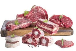 5kg-Paket: Fleisch vom Pinzgauer Naturland Weiderind