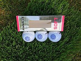 Pinnacle Soft golfballen met Zeeuwse Knop