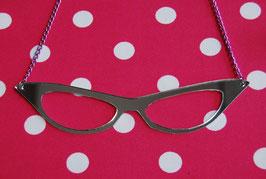 Collar Gafas Pin Up