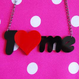 Collar I Heart Me - Doble Capa