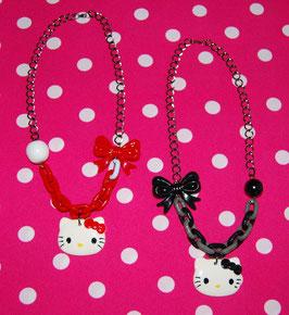 Collar Kitty Chunky Chain