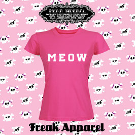 Camiseta Meow