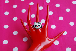 Anillo Calavera Kitty