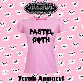 Camiseta Pastel Goth