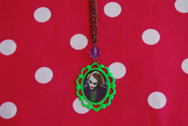 Collar Camafeo The Joker