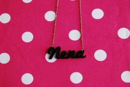 Collar Nena (S)
