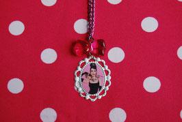 Collar Camafeo Audrey Hepburn