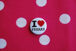 Chapa I ♥ Freaks