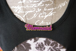 Collar Mermaid - Doble Capa (S)