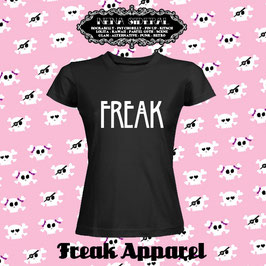 Camiseta Freak - Tshirt