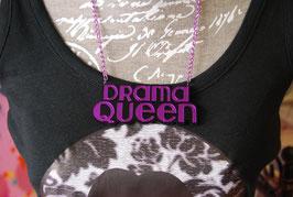 Collar Drama Queen - Doble Capa