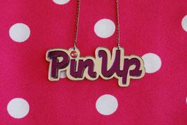 Collar Pin Up (M) - Doble Capa