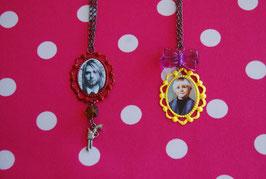 Collar Camafeo Kurt Cobain