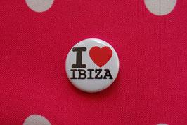 Chapa I ♥ Ibiza