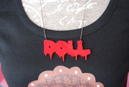 Collar Doll (Horror) (M)