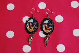 Pendientes Pulp Fiction