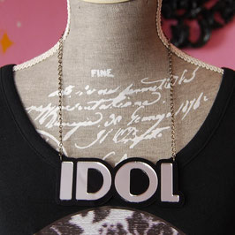 Collar IDOL - Doble Capa