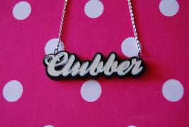 Collar Clubber (M) - Doble Capa