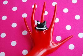 Anillo Black Cat