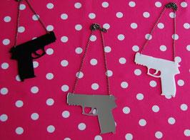 Collar Pistola