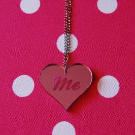 Collar Corazón Me